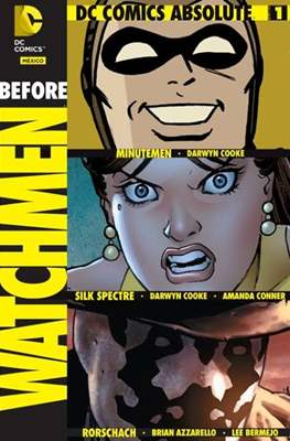 Absolute Before Watchmen. DC Cómics Absolute #1