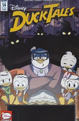 DuckTales (Comic Book) #14