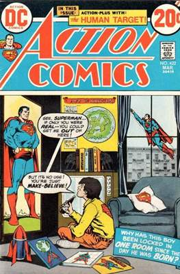 Action Comics Vol. 1 (1938-2011; 2016-) (Comic Book) #422