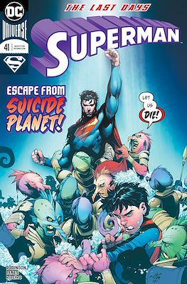 Superman Vol. 4 (2016-2018) #41