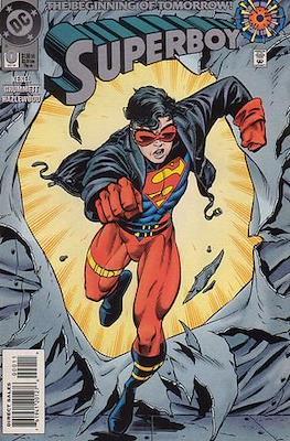 Superboy Vol. 4 #0