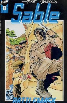 Mike Grell's Sable (1990) (Grapa) #4