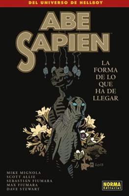 Abe Sapien (Rústica 160 pp) #4
