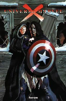 Universo Marvel X (Rústica 96-120 pp) #3