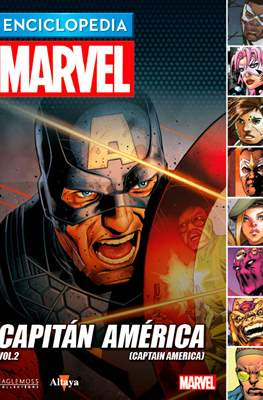Enciclopedia Marvel (Cartoné) #53