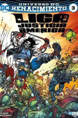 Liga de la Justicia de América (Rustica) #3