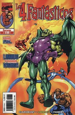 Los 4 Fantásticos Vol. 3 (1998-2001). Heroes Return (Grapa 24-48 pp) #19