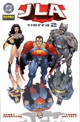 JLA: Tierra 2 (2002)