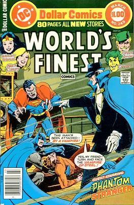 World's Finest Comics (1941-1986) (Comic Book) #249