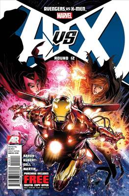 Avengers vs. X-Men (Comic-book) #12
