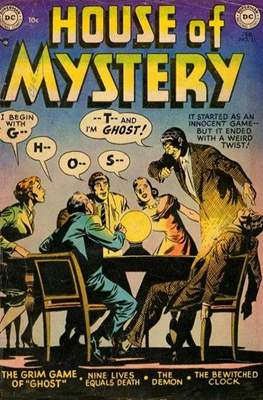 The House of Mystery #11
