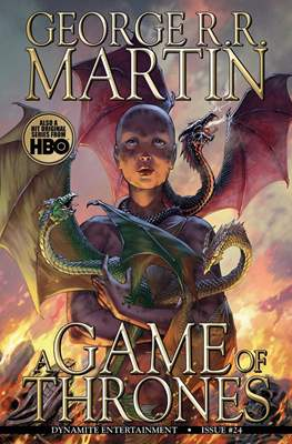 A Game Of Thrones (Comic Book) #24