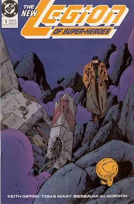 Legion of Super-Heroes Vol. 4 (1989-2000) #1