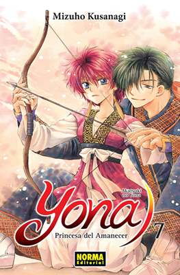 Yona, Princesa del Amanecer (Rústica con sobrecubierta) #7