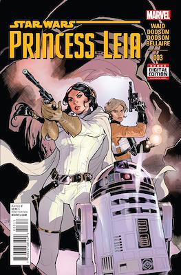 Princess Leia. Star Wars (Comic book) #3