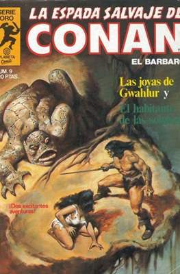 La Espada Salvaje de Conan. Vol 1 (1982-1996) #9