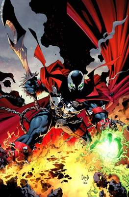 Spawn (Variant Cover) (Comic Book) #300.3