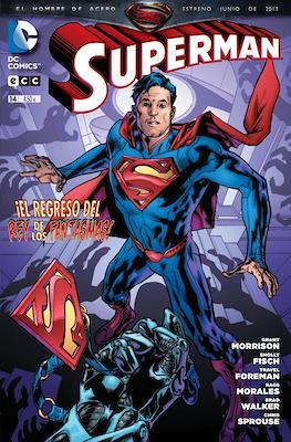 Superman. Nuevo Universo DC / Renacimiento (Grapa) #14