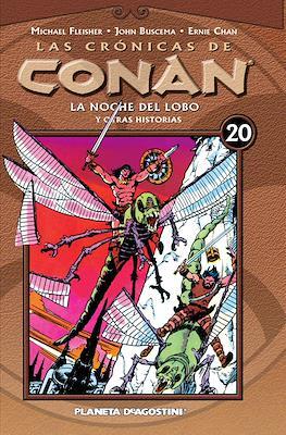 Las Crónicas de Conan (Cartoné 240 pp) #20