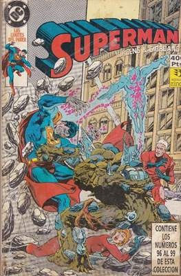 Superman (1984) (Retapado, Tomo rústica) #28
