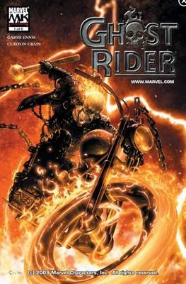 Ghost Rider Vol. 3 (2005-2006) (Comic Book) #1