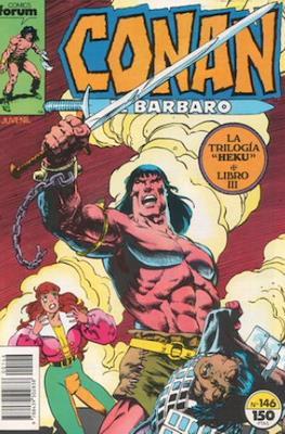 Conan el Bárbaro (1983-1994) (Grapa 24-36 pp) #146