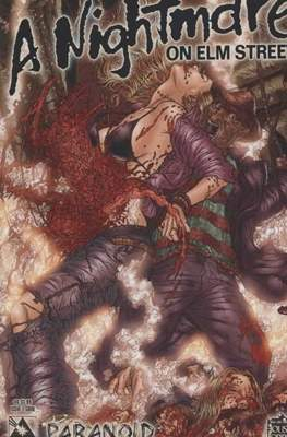 A Nightmare on Elm Street: Paranoid (Variant Cover)
