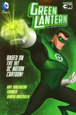 Green Lantern: The Animated Series (Rustica) #1