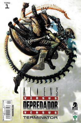 Aliens Versus Depredador Versus Terminator
