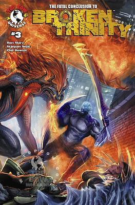 Broken Trinity (Comic book) #3