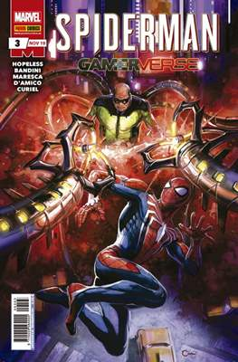 Spiderman: Gamerverse (2019-) #3