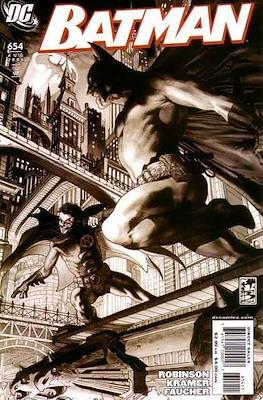 Batman Vol. 1 (1940-2011) (Comic Book) #654
