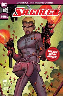 The Silencer (Softcover 144-176 pp) #1