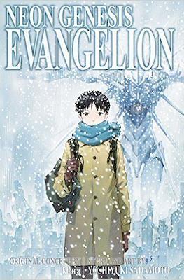 Neon Genesis Evangelion (Rústica 3-in-1 Edition) #5