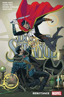 Doctor Strange by Mark Waid (Softcover 136 pp) #2