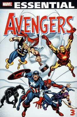 Essential Avengers (Softcover 2nd Edition) #3