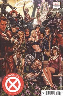 House of X (Variant Covers) #1.11