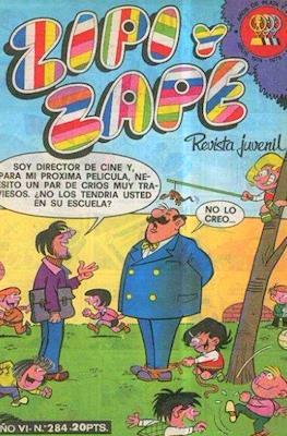 Zipi y Zape / ZipiZape (Grapa) #284