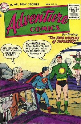 New Comics / New Adventure Comics / Adventure Comics (1935-1983 ; 2009-2011) (Comic Book) #218