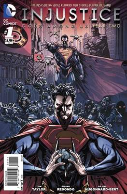 Injustice: Year Two Vol 1 #1