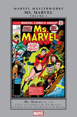 Ms. Marvel - Marvel Masterworks