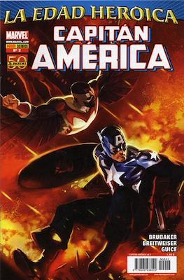 Capitán América Vol. 8 (2011-) (Grapa) #2