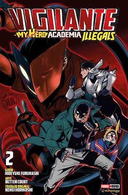 Vigilante: My Hero Academia Illegals #2