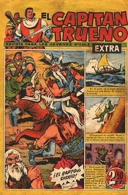 El Capitán Trueno Extra (Grapa, 40 páginas (1960-1968)) #11