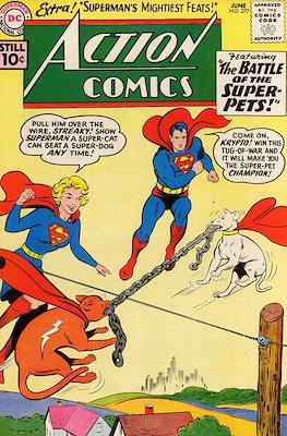 Action Comics Vol. 1 (1938-2011; 2016-) (Comic Book) #277