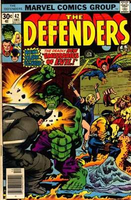The Defenders vol.1 (1972-1986) (Grapa, 32 págs.) #42
