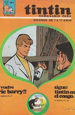 Tintin (Grapa 20 pags.) #31