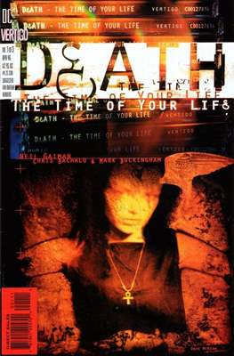 Death The Time of Your Life (Comic Book) #1