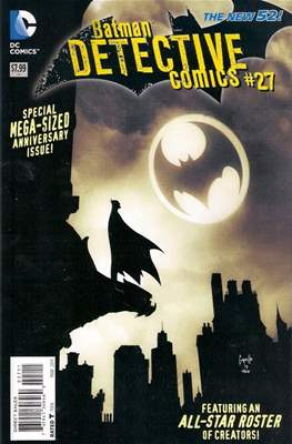 Detective Comics Vol. 2 (2011-2016) (Comic-Book) #27