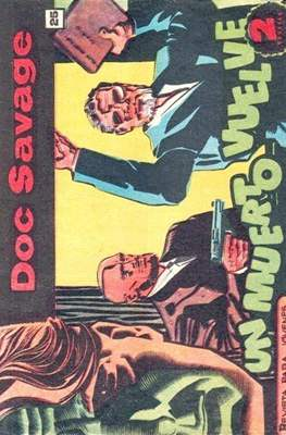 Doc Savage (Grapa (1961)) #25
